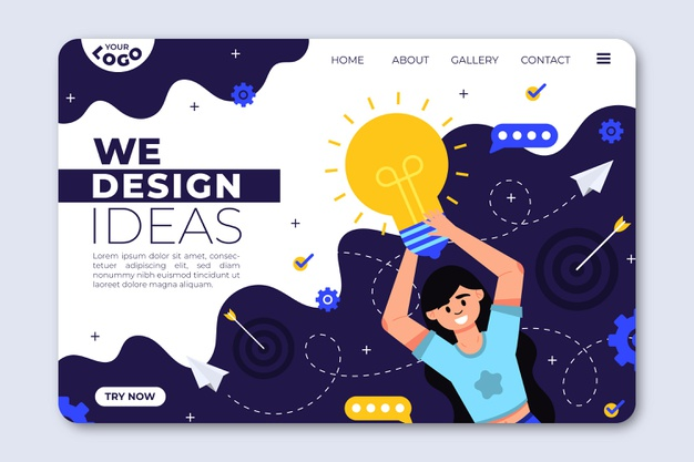 You're limiting your success by not having a good web design | Webtractions