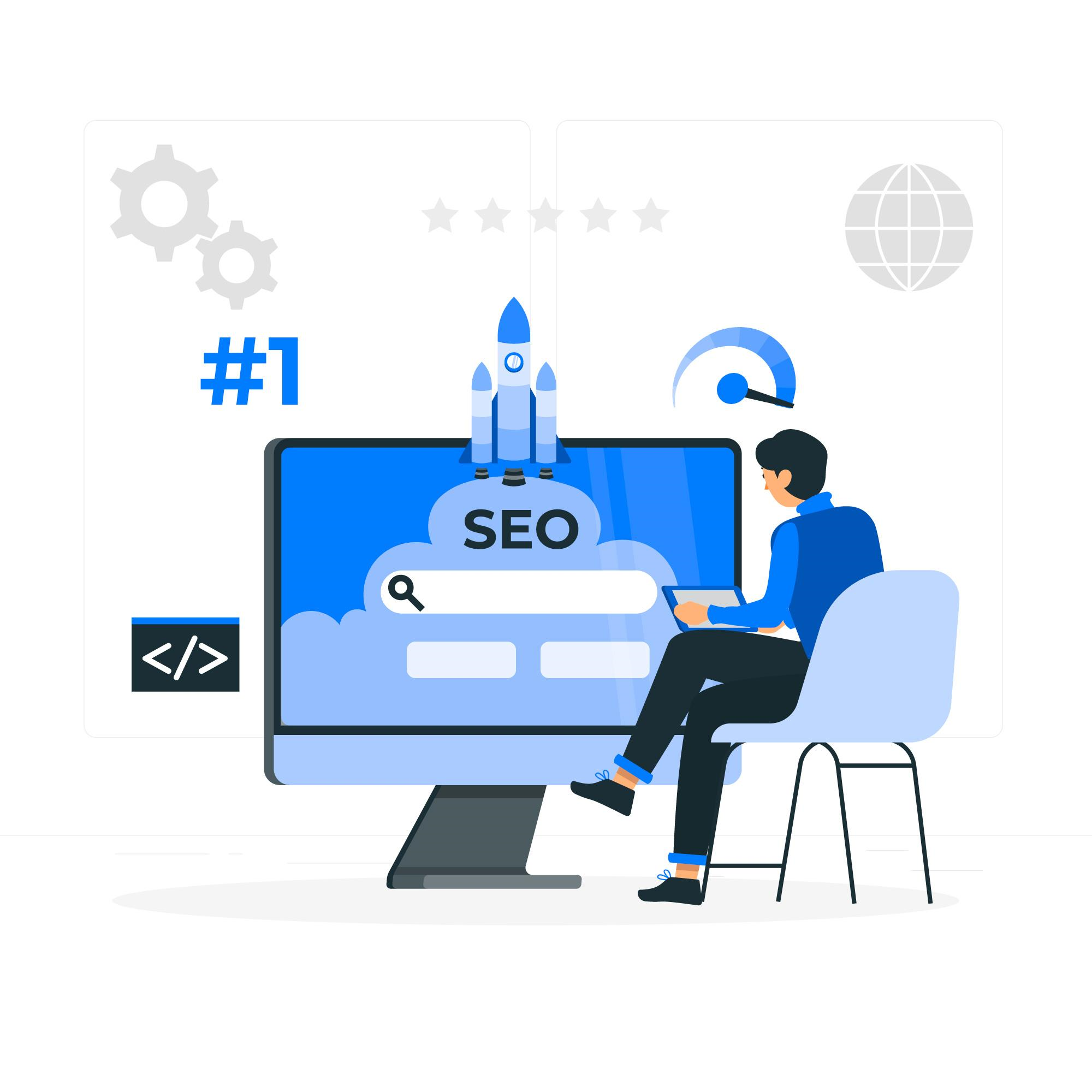 Attract your ideal customer base towards your website with SEO | Webtractions